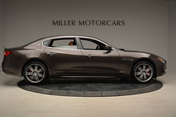 New 2018 Maserati Quattroporte S Q4 GranLusso for sale Sold at Rolls-Royce Motor Cars Greenwich in Greenwich CT 06830 10