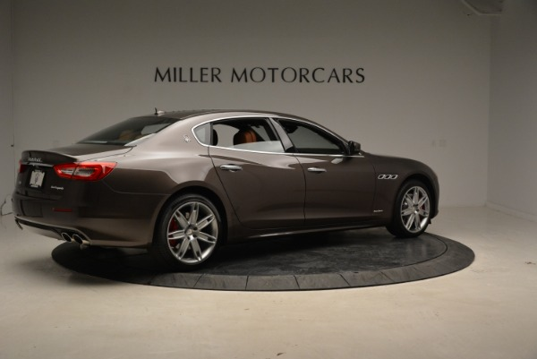 New 2018 Maserati Quattroporte S Q4 GranLusso for sale Sold at Rolls-Royce Motor Cars Greenwich in Greenwich CT 06830 9