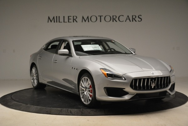 Used 2018 Maserati Quattroporte S Q4 Gransport for sale $69,900 at Rolls-Royce Motor Cars Greenwich in Greenwich CT 06830 10