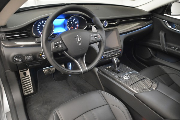 Used 2018 Maserati Quattroporte S Q4 Gransport for sale $69,900 at Rolls-Royce Motor Cars Greenwich in Greenwich CT 06830 12