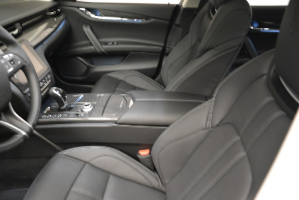 Used 2018 Maserati Quattroporte S Q4 Gransport for sale $69,900 at Rolls-Royce Motor Cars Greenwich in Greenwich CT 06830 13