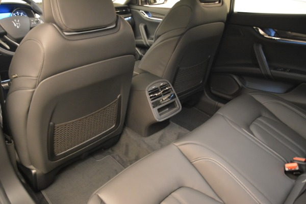 Used 2018 Maserati Quattroporte S Q4 Gransport for sale $69,900 at Rolls-Royce Motor Cars Greenwich in Greenwich CT 06830 16
