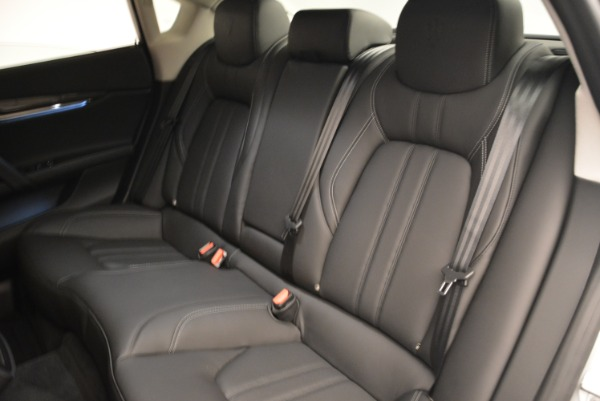 Used 2018 Maserati Quattroporte S Q4 Gransport for sale $69,900 at Rolls-Royce Motor Cars Greenwich in Greenwich CT 06830 18