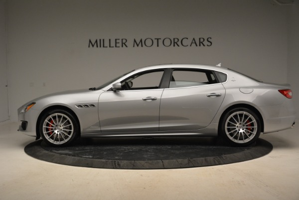 Used 2018 Maserati Quattroporte S Q4 Gransport for sale $69,900 at Rolls-Royce Motor Cars Greenwich in Greenwich CT 06830 2