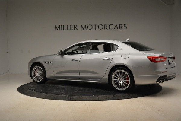 Used 2018 Maserati Quattroporte S Q4 Gransport for sale $69,900 at Rolls-Royce Motor Cars Greenwich in Greenwich CT 06830 3