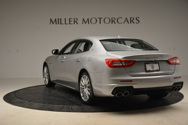 Used 2018 Maserati Quattroporte S Q4 Gransport for sale $69,900 at Rolls-Royce Motor Cars Greenwich in Greenwich CT 06830 4