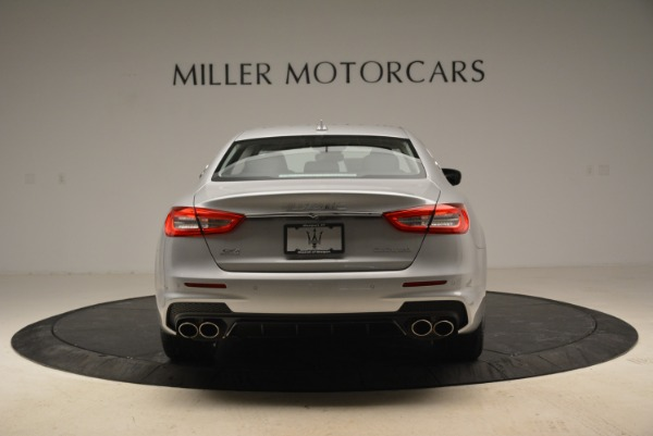 Used 2018 Maserati Quattroporte S Q4 Gransport for sale $69,900 at Rolls-Royce Motor Cars Greenwich in Greenwich CT 06830 5