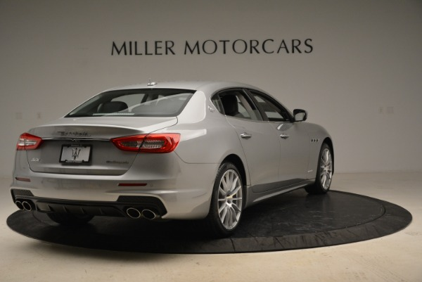 Used 2018 Maserati Quattroporte S Q4 Gransport for sale $69,900 at Rolls-Royce Motor Cars Greenwich in Greenwich CT 06830 6
