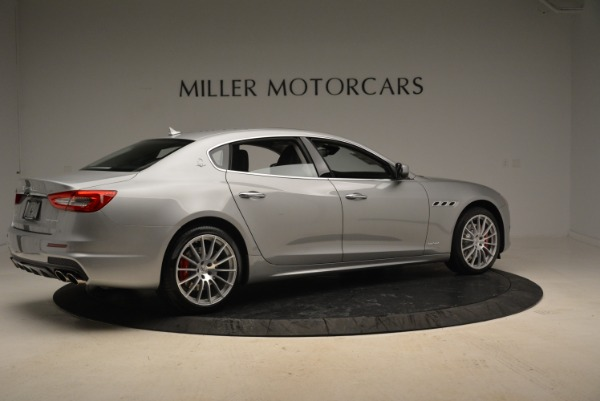 Used 2018 Maserati Quattroporte S Q4 Gransport for sale $69,900 at Rolls-Royce Motor Cars Greenwich in Greenwich CT 06830 7
