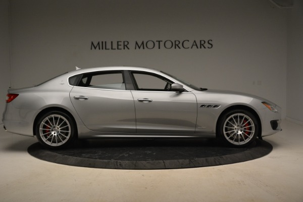 Used 2018 Maserati Quattroporte S Q4 Gransport for sale $69,900 at Rolls-Royce Motor Cars Greenwich in Greenwich CT 06830 8