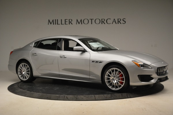 Used 2018 Maserati Quattroporte S Q4 Gransport for sale $69,900 at Rolls-Royce Motor Cars Greenwich in Greenwich CT 06830 9