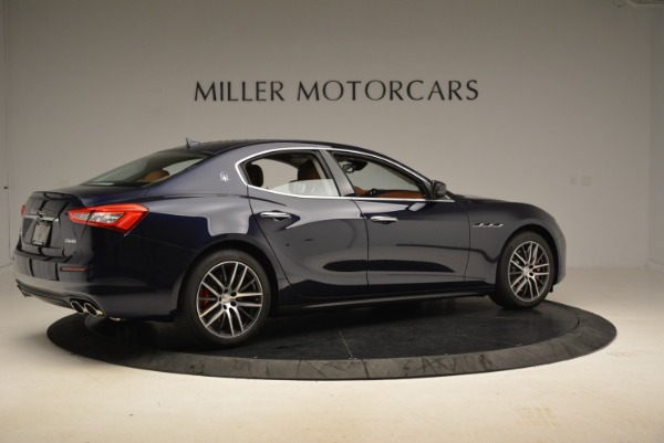 New 2018 Maserati Ghibli S Q4 for sale Sold at Rolls-Royce Motor Cars Greenwich in Greenwich CT 06830 8