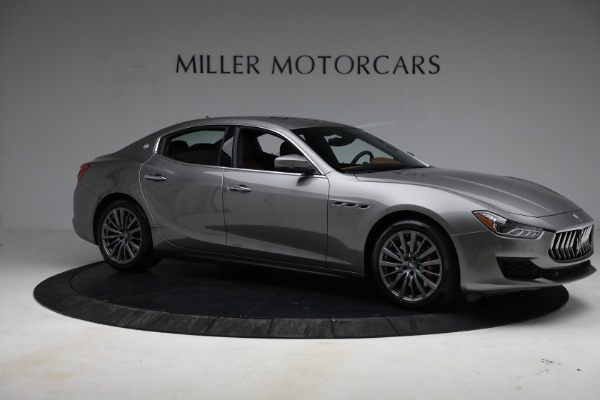 Used 2018 Maserati Ghibli S Q4 for sale $54,900 at Rolls-Royce Motor Cars Greenwich in Greenwich CT 06830 10