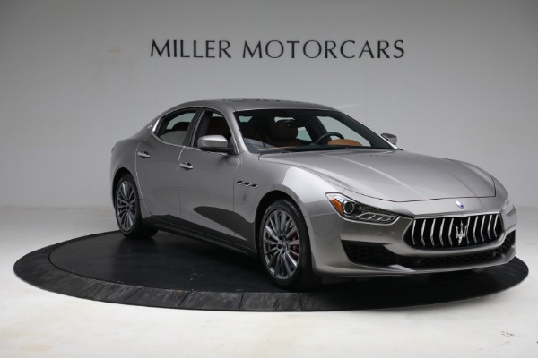 Used 2018 Maserati Ghibli S Q4 for sale $54,900 at Rolls-Royce Motor Cars Greenwich in Greenwich CT 06830 11