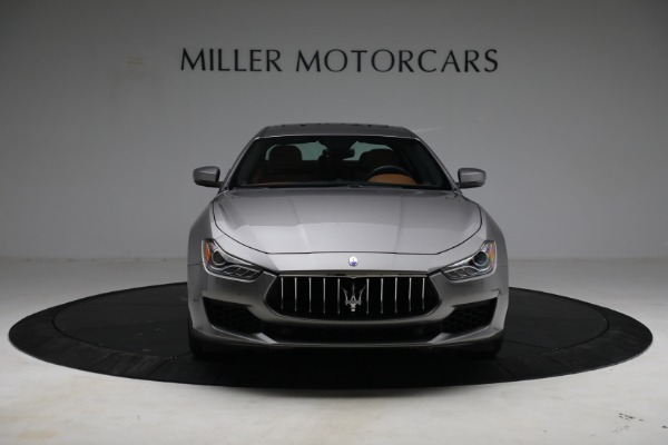Used 2018 Maserati Ghibli S Q4 for sale $54,900 at Rolls-Royce Motor Cars Greenwich in Greenwich CT 06830 12