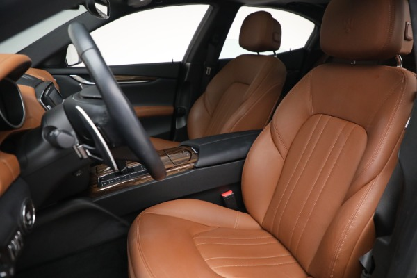 Used 2018 Maserati Ghibli S Q4 for sale $54,900 at Rolls-Royce Motor Cars Greenwich in Greenwich CT 06830 15