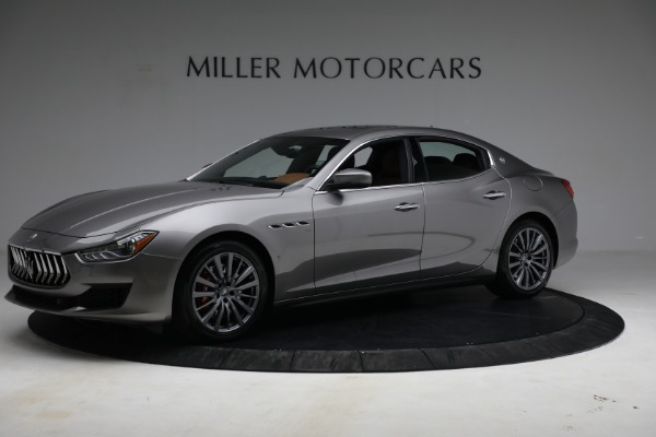 Used 2018 Maserati Ghibli S Q4 for sale $54,900 at Rolls-Royce Motor Cars Greenwich in Greenwich CT 06830 2