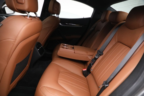 Used 2018 Maserati Ghibli S Q4 for sale $54,900 at Rolls-Royce Motor Cars Greenwich in Greenwich CT 06830 22