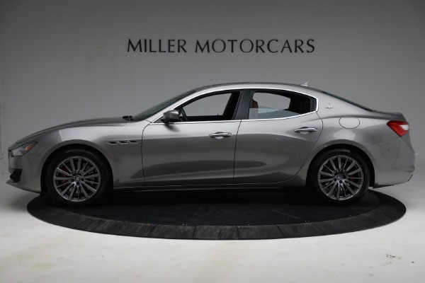 Used 2018 Maserati Ghibli S Q4 for sale $54,900 at Rolls-Royce Motor Cars Greenwich in Greenwich CT 06830 3