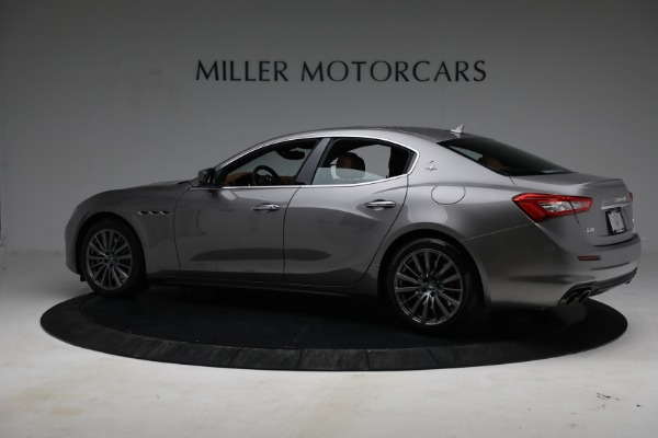 Used 2018 Maserati Ghibli S Q4 for sale $54,900 at Rolls-Royce Motor Cars Greenwich in Greenwich CT 06830 4
