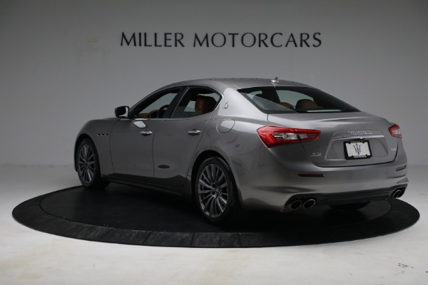 Used 2018 Maserati Ghibli S Q4 for sale $54,900 at Rolls-Royce Motor Cars Greenwich in Greenwich CT 06830 5