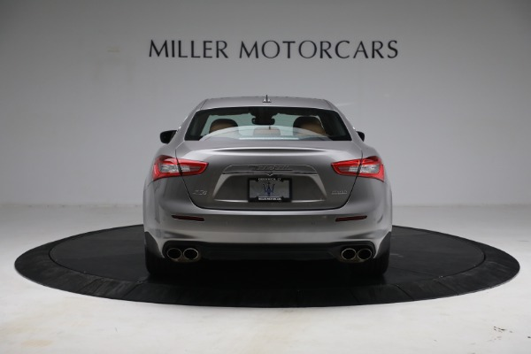 Used 2018 Maserati Ghibli S Q4 for sale $54,900 at Rolls-Royce Motor Cars Greenwich in Greenwich CT 06830 6