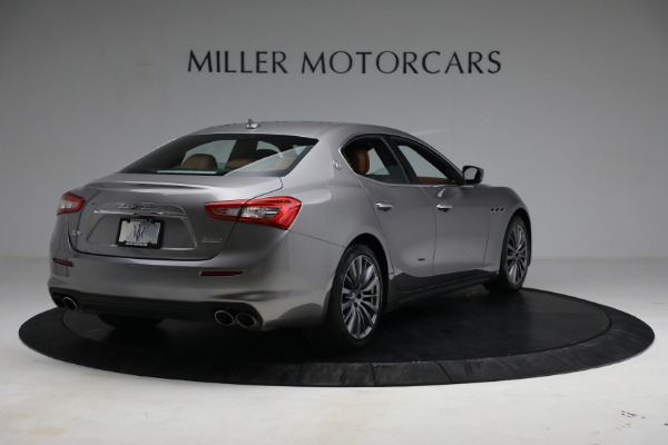 Used 2018 Maserati Ghibli S Q4 for sale $54,900 at Rolls-Royce Motor Cars Greenwich in Greenwich CT 06830 7