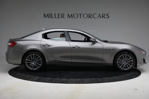 Used 2018 Maserati Ghibli S Q4 for sale $54,900 at Rolls-Royce Motor Cars Greenwich in Greenwich CT 06830 9