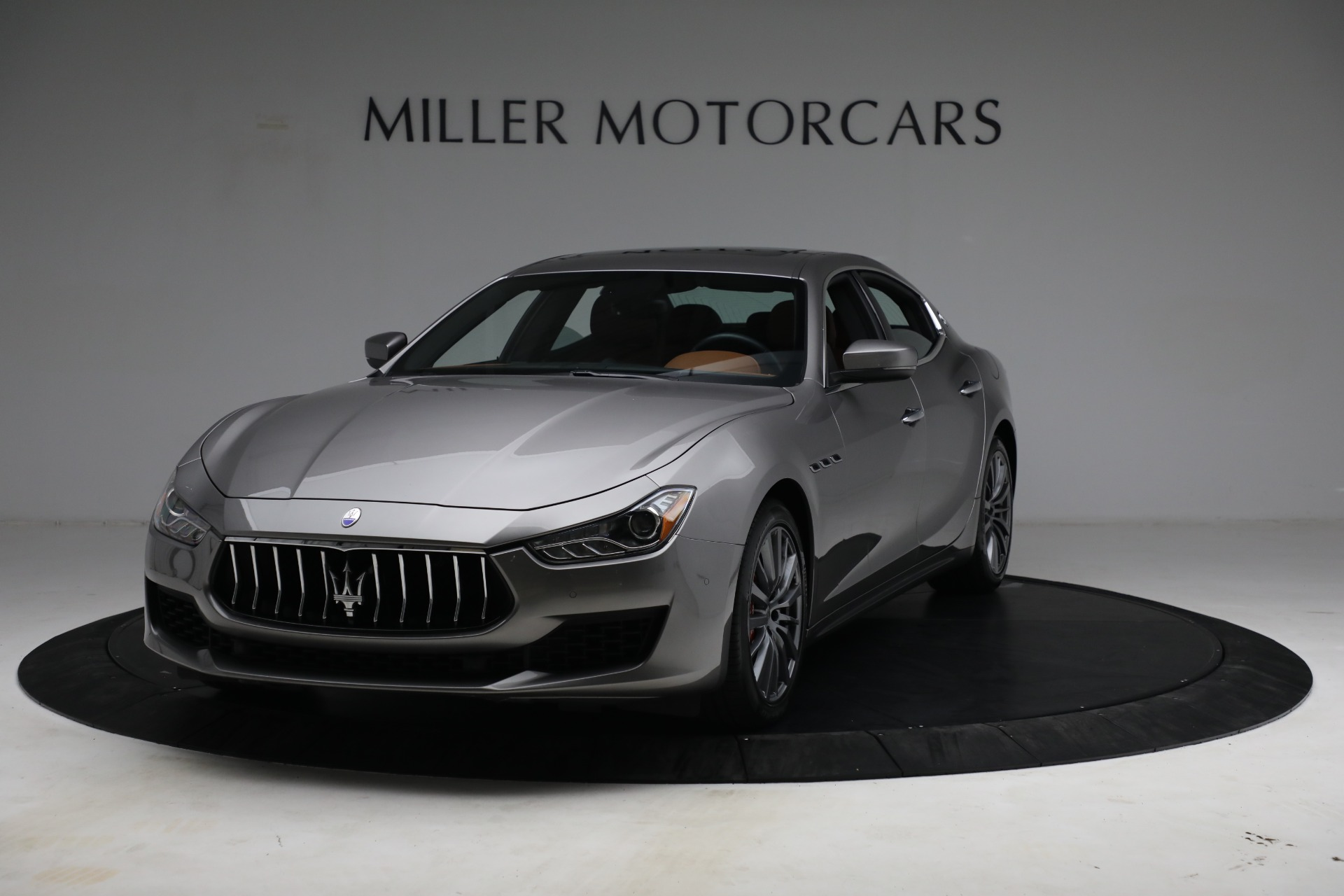Used 2018 Maserati Ghibli S Q4 for sale $54,900 at Rolls-Royce Motor Cars Greenwich in Greenwich CT 06830 1