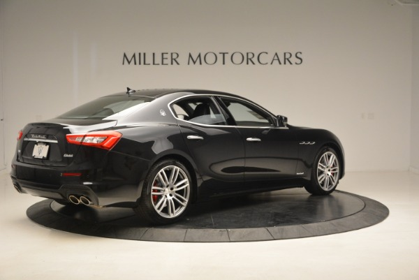 New 2018 Maserati Ghibli S Q4 Gransport for sale Sold at Rolls-Royce Motor Cars Greenwich in Greenwich CT 06830 8