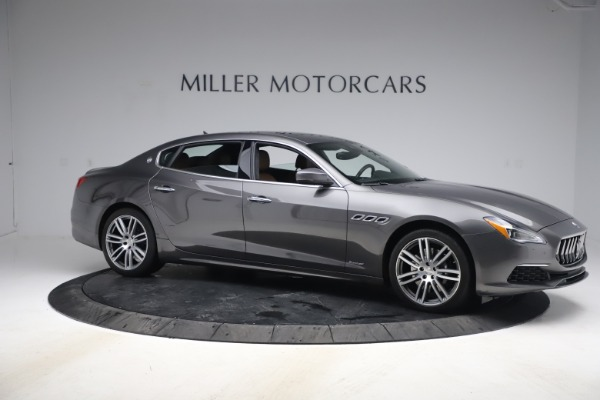 Used 2018 Maserati Quattroporte S Q4 GranLusso for sale $69,900 at Rolls-Royce Motor Cars Greenwich in Greenwich CT 06830 10