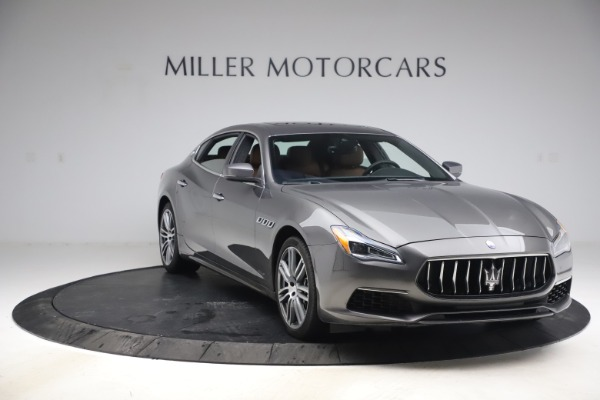 Used 2018 Maserati Quattroporte S Q4 GranLusso for sale $69,900 at Rolls-Royce Motor Cars Greenwich in Greenwich CT 06830 11