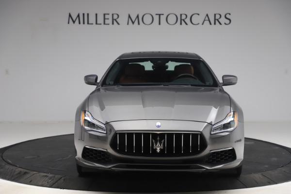 Used 2018 Maserati Quattroporte S Q4 GranLusso for sale $69,900 at Rolls-Royce Motor Cars Greenwich in Greenwich CT 06830 12