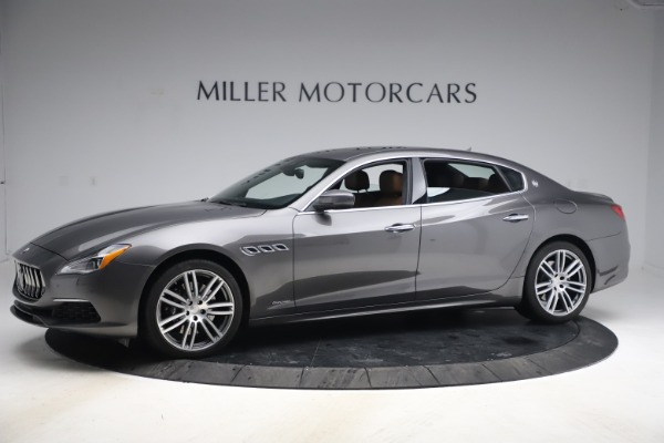 Used 2018 Maserati Quattroporte S Q4 GranLusso for sale $69,900 at Rolls-Royce Motor Cars Greenwich in Greenwich CT 06830 2