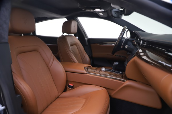 Used 2018 Maserati Quattroporte S Q4 GranLusso for sale $69,900 at Rolls-Royce Motor Cars Greenwich in Greenwich CT 06830 21