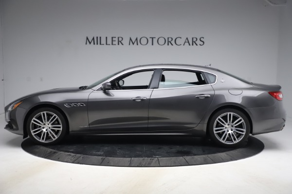 Used 2018 Maserati Quattroporte S Q4 GranLusso for sale $69,900 at Rolls-Royce Motor Cars Greenwich in Greenwich CT 06830 3