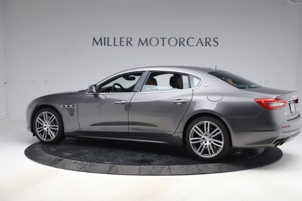 Used 2018 Maserati Quattroporte S Q4 GranLusso for sale $69,900 at Rolls-Royce Motor Cars Greenwich in Greenwich CT 06830 4