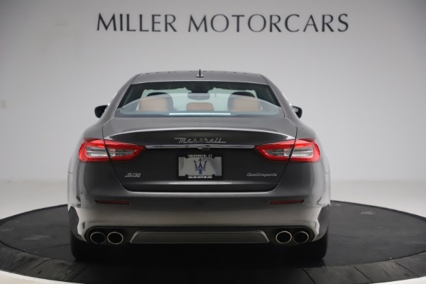 Used 2018 Maserati Quattroporte S Q4 GranLusso for sale $69,900 at Rolls-Royce Motor Cars Greenwich in Greenwich CT 06830 6