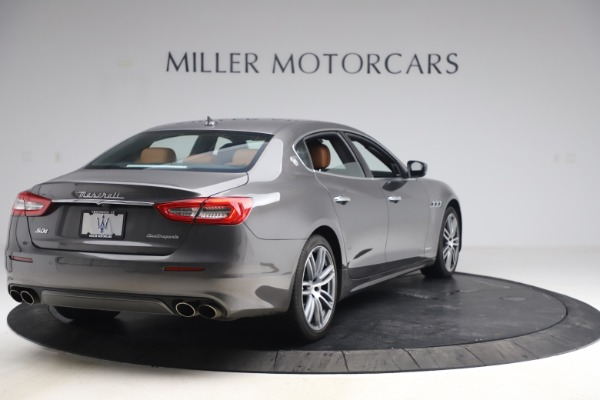 Used 2018 Maserati Quattroporte S Q4 GranLusso for sale $69,900 at Rolls-Royce Motor Cars Greenwich in Greenwich CT 06830 7