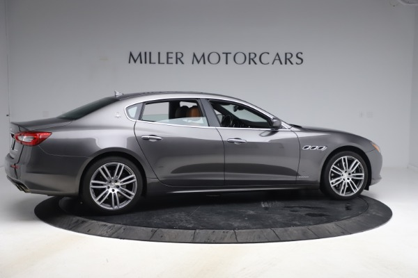 Used 2018 Maserati Quattroporte S Q4 GranLusso for sale $69,900 at Rolls-Royce Motor Cars Greenwich in Greenwich CT 06830 8