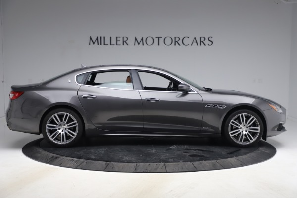 Used 2018 Maserati Quattroporte S Q4 GranLusso for sale $69,900 at Rolls-Royce Motor Cars Greenwich in Greenwich CT 06830 9