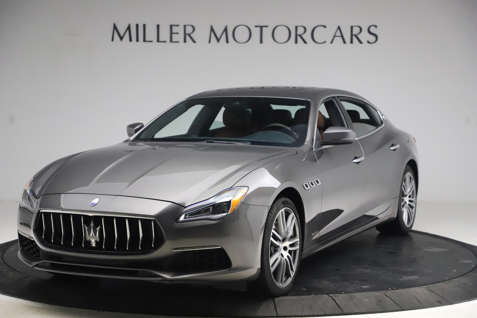 Used 2018 Maserati Quattroporte S Q4 GranLusso for sale $69,900 at Rolls-Royce Motor Cars Greenwich in Greenwich CT 06830 1