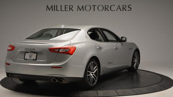 New 2016 Maserati Ghibli S Q4 for sale Sold at Rolls-Royce Motor Cars Greenwich in Greenwich CT 06830 8