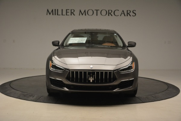 New 2018 Maserati Ghibli S Q4 GranLusso for sale Sold at Rolls-Royce Motor Cars Greenwich in Greenwich CT 06830 12