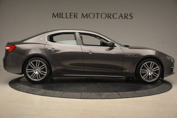 New 2018 Maserati Ghibli S Q4 GranLusso for sale Sold at Rolls-Royce Motor Cars Greenwich in Greenwich CT 06830 9