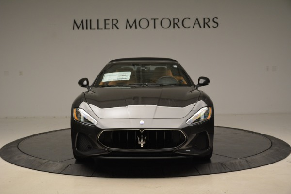 New 2018 Maserati GranTurismo Sport Convertible for sale Sold at Rolls-Royce Motor Cars Greenwich in Greenwich CT 06830 12