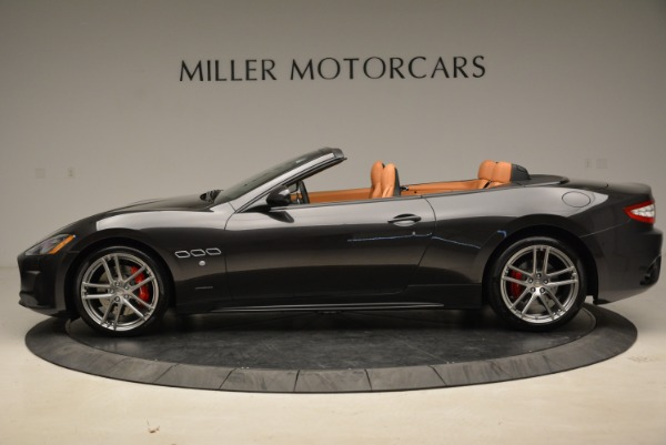 New 2018 Maserati GranTurismo Sport Convertible for sale Sold at Rolls-Royce Motor Cars Greenwich in Greenwich CT 06830 15