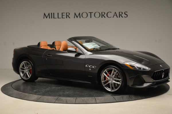New 2018 Maserati GranTurismo Sport Convertible for sale Sold at Rolls-Royce Motor Cars Greenwich in Greenwich CT 06830 22