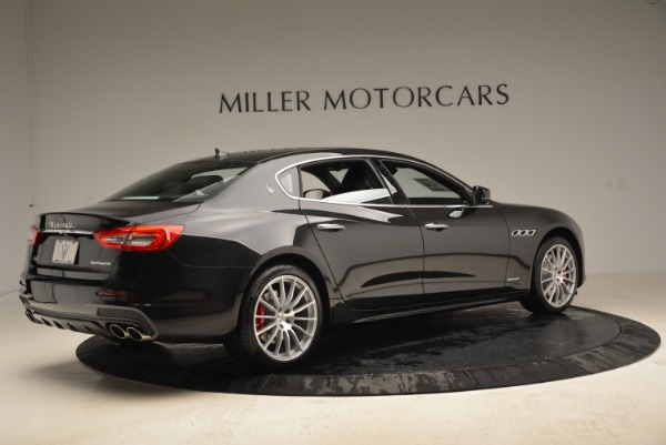 New 2018 Maserati Quattroporte S Q4 Gransport for sale Sold at Rolls-Royce Motor Cars Greenwich in Greenwich CT 06830 10