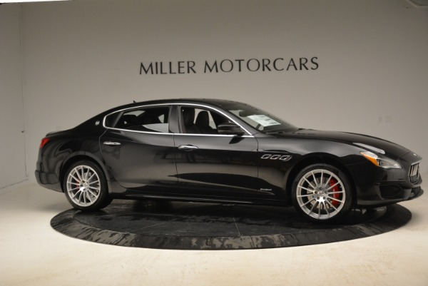 New 2018 Maserati Quattroporte S Q4 Gransport for sale Sold at Rolls-Royce Motor Cars Greenwich in Greenwich CT 06830 12